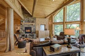 Log Home Pictures Interior by Golden Eagle Log Homes Log Home Cabin Pictures Photos