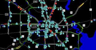 traffic map houston houston roads again hered by harvey houston press