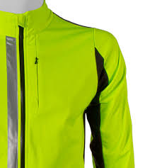 high visibility waterproof cycling jacket atd high visibility full zip softshell cycling jacket w 3m