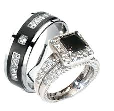 cheap wedding rings for him and wedding rings for him and matching blushingblonde