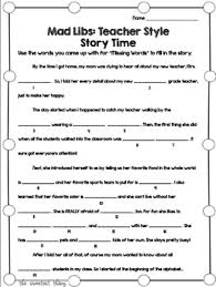 free back to with your favorite books mad libs by the
