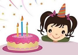 girl birthday birthday girl clipart clipartxtras