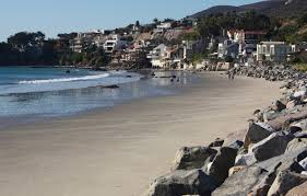 Map Of Los Angeles Area Beaches by The Hidden Beaches Of Malibu California California Beaches