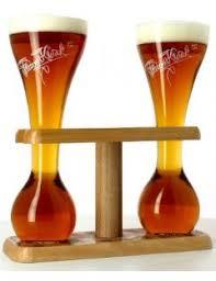 bicchieri birra belga bicchieri kwak con supporto duo bicchieri per la degustazione