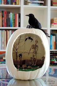 craft pumpkin diorama the of doing stuffthe of