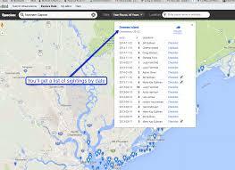 Slippery Rock University Map Coastalmasternaturalistsfeed Dewees Island Charleston Sc