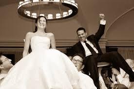 Jewish Wedding Chair Dance Modern U0026 Sophisticated Jewish Wedding Mazelmoments Com