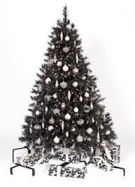 modest ideas black christmas tree ornaments best 20 on pinterest