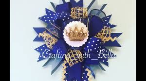 how to make a baby shower corsage how to make a baby shower corsage prince theme