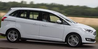ford focus c max boot space ford grand c max review carwow