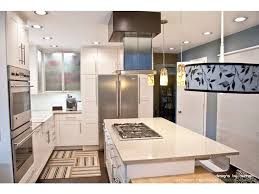 frosted glass black white accent neutral colors kitchen