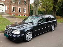 1995 mercedes benz e36 amg estate bring a trailer
