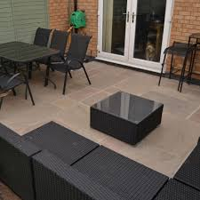 Indian Sandstone Patio by Venus Stone Paving Stone Suppliers Natural Indian Sandstone