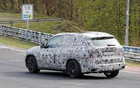 Bmw X5 4 8 - redesigned 2019 bmw x5 stretches its legs on the nurburgring