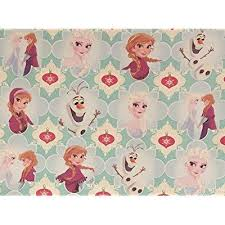 christmas wrap paper disney frozen wrapping paper frozen birthday gift wrap frozen