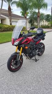 yamaha fj 09 red motorcycles for sale