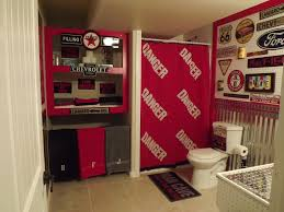 Childrens Bathroom Ideas by Our Boys New Vintage Car Auto Bathroom Easy And Inexpensive