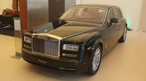 roll royce car inside rolls royce phantom 2016 in depth review interior exterior youtube
