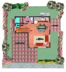 Camella Homes Drina Floor Plan Calliandra Model House Of Savannah Trails Iloilo By Camella Homes