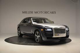 roll royce ghost blue 2014 rolls royce ghost v spec stock r389a for sale near