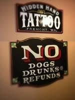 hidden hand tattoo prices photos u0026 reviews seattle wa