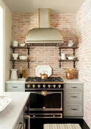 kitchen range design ideas best 25 wolf stove ideas on brick backsplash white