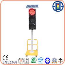 Solar Traffic Light - solar warning light u0026 signs solar traffic lights are powered by