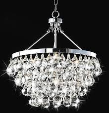 Indoor Chandeliers Indoor 5 Light Luxury Chandelier Contemporary Chandeliers