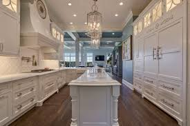 custom kitchen cabinets formal white kitchen with custom clock cabinets