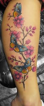 butterflies and cherry blossom picture at checkoutmyink com