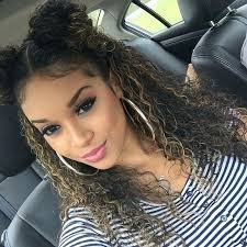 hairstyles mixed unique hairstyles for mixed race afro hair mixed curly hairstyles