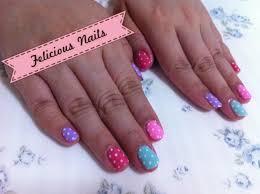 custom pastels felicious nails