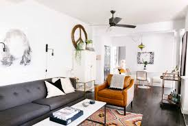 square footage of a house amy u0027s 600 square feet of eclectic and modern charm havenly