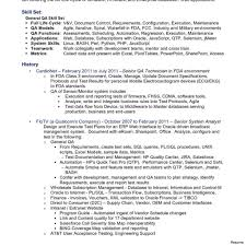 qa cover letter qa analyst resume usability specialist cover letter auditor for qa