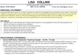 examples of profile statements for resumes download how to write