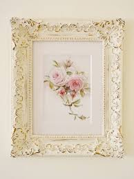 Shabby Chic Purple by Best 25 Shabby Chic Frames Ideas On Pinterest Shabby Chic