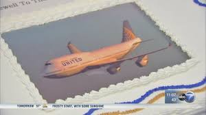 united airlines domestic baggage allowance united retires domestic 747 flights abc7chicago com