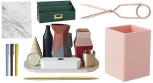 accessoire de bureau design rentrée 25 fournitures et accessoires de bureau design