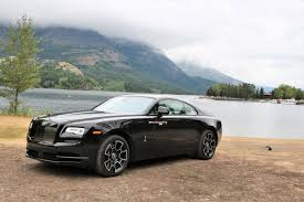 rolls royce wraith modified test drive 2017 rolls royce wraith exhausted ca