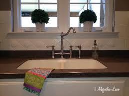 how to tile a backsplash in kitchen ceramic tile backsplash in my kitchen a year how to paint kitchen