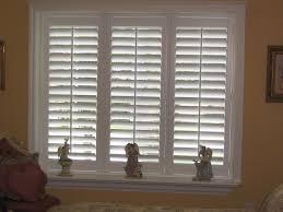 decorating plantation blinds for interesting interior home design