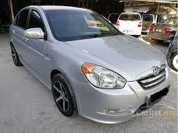 hyundai accent facelift hyundai accent 2009 1 6 in selangor automatic sedan silver for rm