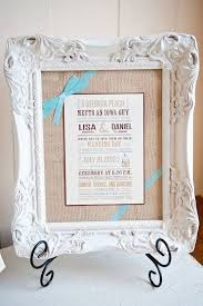 thoughtful wedding gifts frame their wedding invitation 14 easy and inexpensive wedding