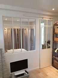 cloison vitree cuisine salon incroyable idee ouverture cuisine sur salon 5 sur