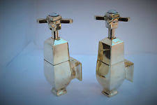 Retro Bathroom Taps Art Deco Bathroom Taps Ebay