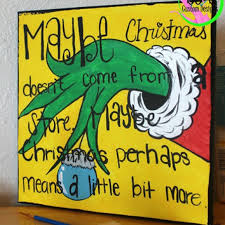 how the grinch stole door decorating ideas home design