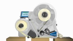 manual label applicator machine labeling machine u0026 label printer for cartons and boxes videojet