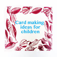 card making craft ideas for children youtube