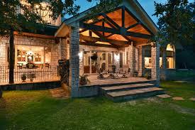 Texas Ranch Homes by North Lake Travis Ranch Home Dekeratry Custom Homes