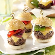 20 slider recipes taste of home